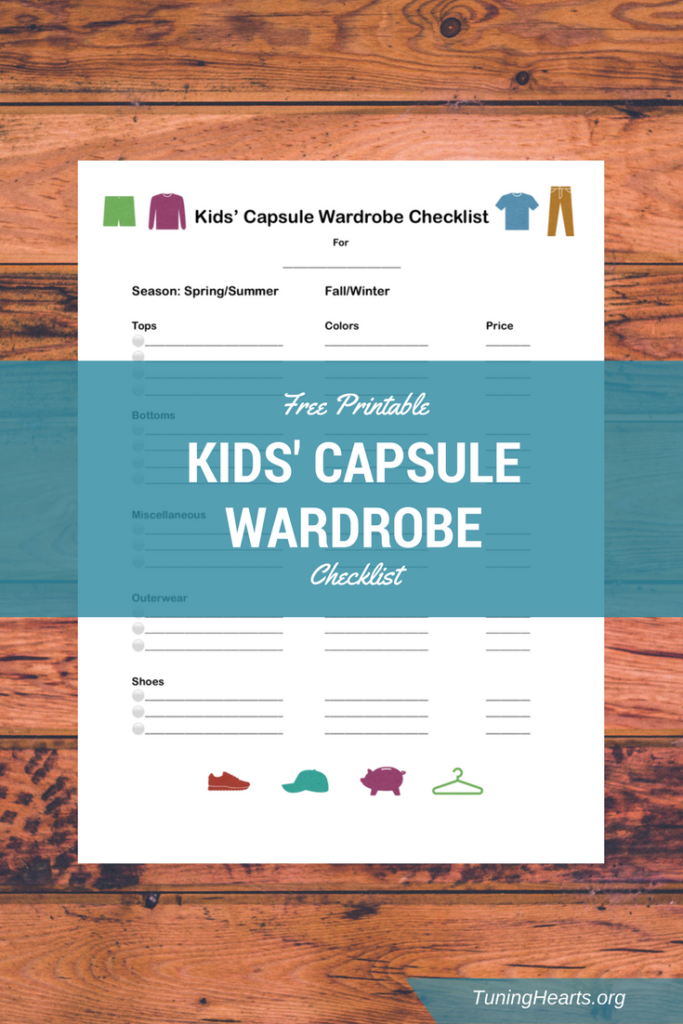 7e98bb2c5fc4 Fall and Winter Capsule Wardrobes for Kids